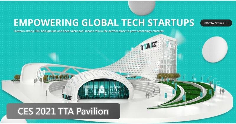 CES 2021 TTA Pavilion