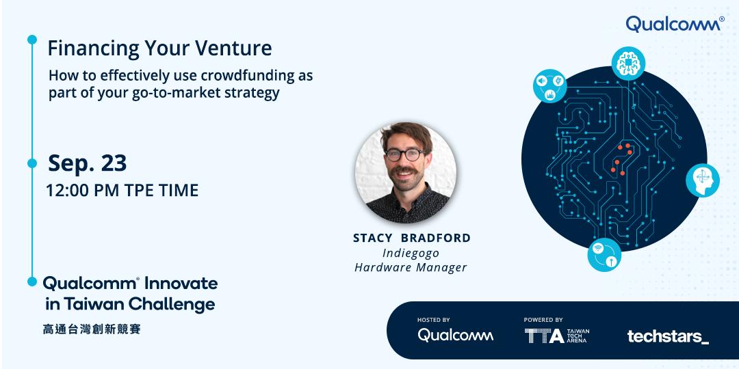 20210923_Financing your venture_Indiegogo