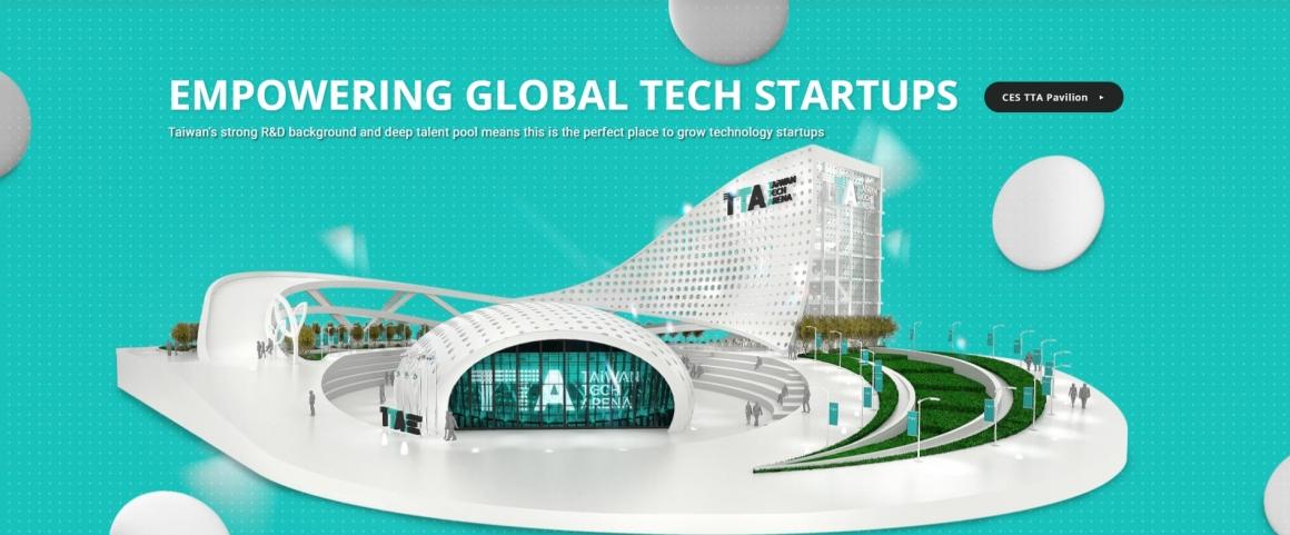 CES 2021 TTA-VR Pavilion