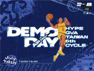 |HYPE GVA TAIWAN DEMO DAY!|【Demo Day運動科技創新成果展】