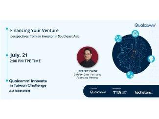 Qualcomm & Techstars Startup Series - Financing Your Venture