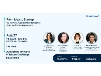 From Idea to Startup by Qualcomm & Techstars