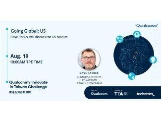 Qualcomm & Techstars Startup Series Going Global Workshop 新創系列走向全球工作坊 - 美國