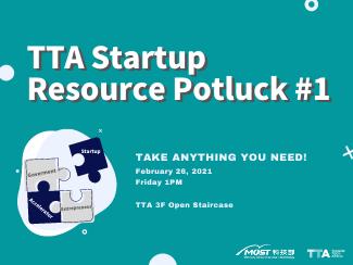 TTA Startup Resource potluck#1