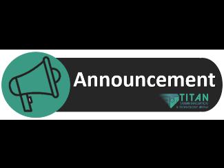 Preliminary Selection Announcement - Prototype