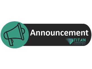 The announcement of TITAN Soft-Landing result has been postponed to June 20th, 2017