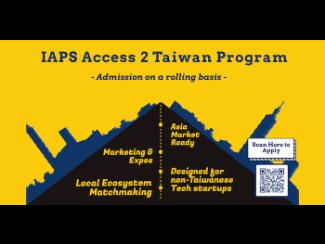 IAPS Access to Taiwan - A2T Program 2020