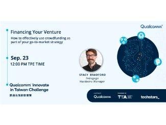 Qualcomm & Techstars Startup Series Going Global Workshop - Financing Your Venture